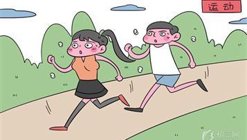 2018年广州中考体育长跑体育标准