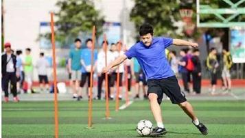 2018宁波中考体育足球测试要求