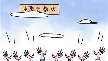 2017年北京五中中考录取分数线