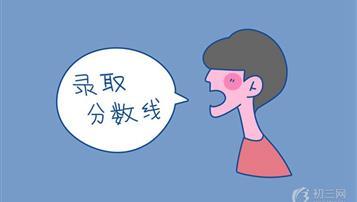 2017年昌吉市外国语学校中考录取分数线