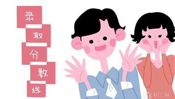 2017年南京师范大学附属中学中考录取分数线