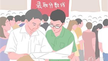 2017年寿光二中中考录取分数线