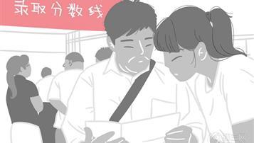 2017年广昌一中中考录取分数线