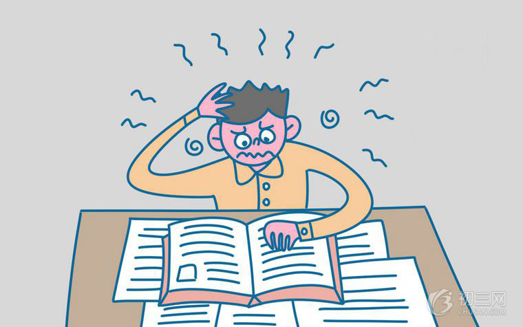 孩子一到考试就紧张怎么办 如何缓解考前紧张