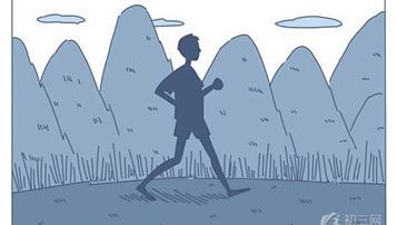 中考体育立定跳远怎么练