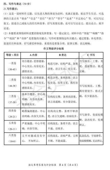 2019年海南中考語文真題及答案【圖片版】10.jpg
