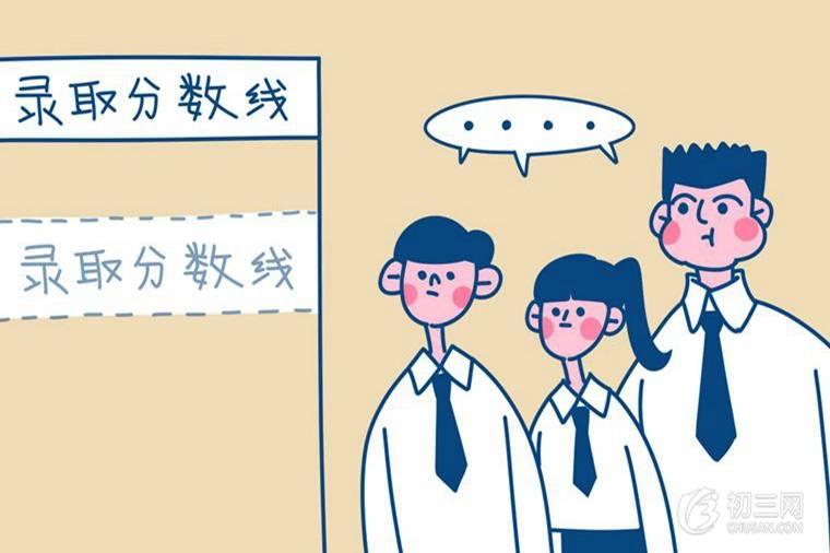 2019黑龙江哈尔滨中考各高中第一批次录取分数线
