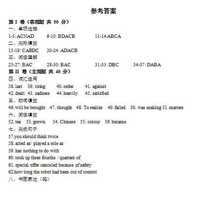 2019年江蘇無錫中考英語真題及答案【圖片版】9.jpg