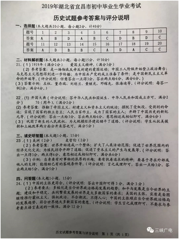 2019年湖北宜昌中考文綜真題及答案【圖片版】12.png