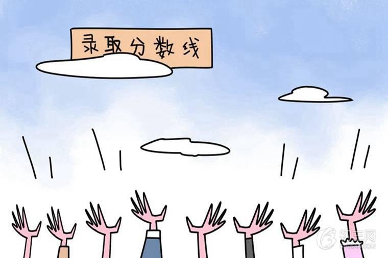 上海中考分數線什么時候公布